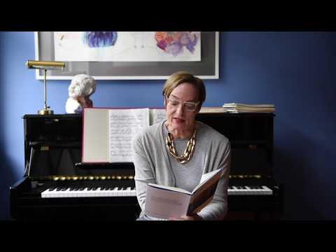 Zugluft der Stille / Johanna Hansen liest drei Gedichte aus dem Lettlandzyklus