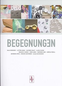 Katalog zur GEDOK-Ausstellung BEGEGNUNGEN