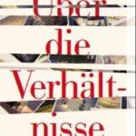 "Anthologie ""Über die Verhältnisse"" – Bettina Hesse"