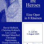 Gruppenausstellung - We Can Be Heroes