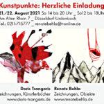 Kunstpunkte mit Renate Behla